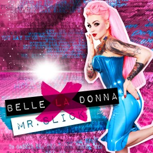 Cover Belle la Donna EP Mr Slick